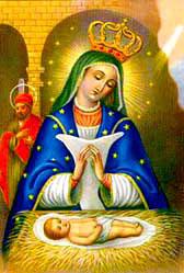 La Virgen de la Altagracia