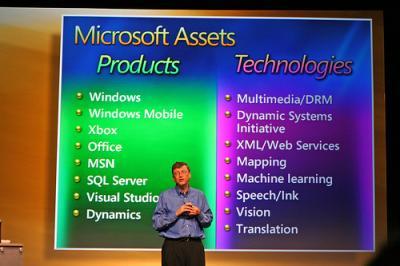 ¿Por qué Steve Jacobs (Apple) presenta mejor que Bill Gates (Microsoft)?