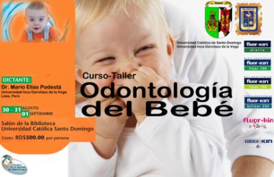 Curso-Taller Odontología del Bebé