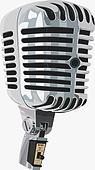 Los Micrófonos, Aspecto Ténicos