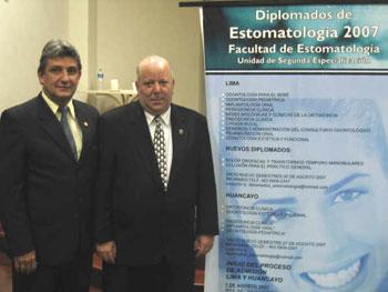 CURSO INTERNACIONAL: TERAPIA PULPAR EN DENTICIÓN PRIMARIA SE REALIZÓ CON ÉXITO