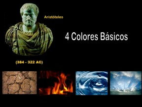 Historia del Color en Diapositivas de PPt