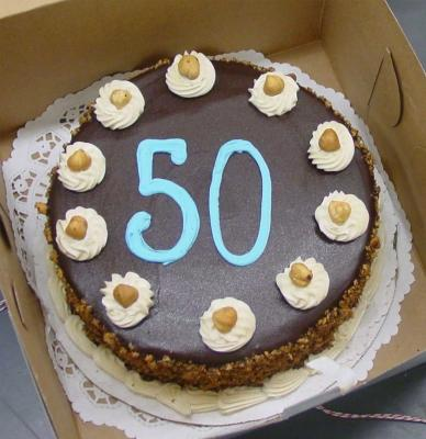 LOS PELIGROS DE CUMPLIR 50